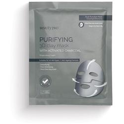 BeautyPro® Purifying 3D Clay Mask with Activated Charcoal (182 0402)