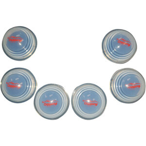 Cupping Therapy - Negative Ion Cups - Set of 6 (150 0036)