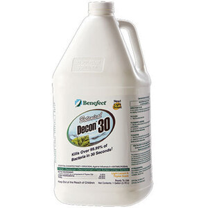 Benefect Decon 30 Disinfectant Cleaner & Sanitizer 1 Gallon (025 0076 05)
