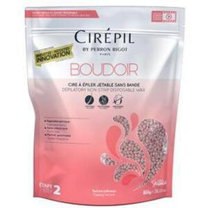 Cirepil Boudoir - Stripless Hard Wax Beads 1.8 Lbs. - 800 Gram Bag (276 0432)