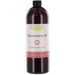 Banyan® Botanicals Mahanarayan Oil - For Muscles and Joints 34 oz. (224 0370 09)