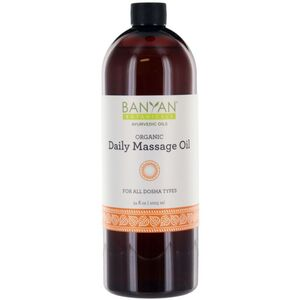 Banyan® Botanicals Daily Massage Oil - For All Body Types 34 oz. (224 0369 09)