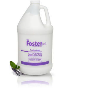 Foster(10)™ Massage Lotion - Lavender Mojito 1 Gallon - 128 oz. (226 0334 02)