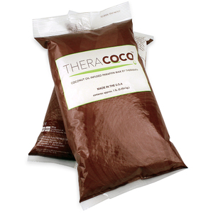 Therabath TheraCOCO™ Paraffin Wax - Clearly Coconut | Coconut Scented 24 lbs. (273 0249 04 16)