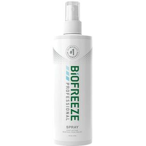 Biofreeze Professional Pain Relieving Spray - Topical Analgesic | COLORLESS 16 oz. Spray (228 5054 09 02)