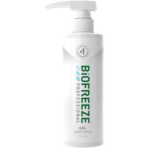 Biofreeze Professional Pain Relieving Gel - Topical Analgesic | GREEN 16 oz. Gel Pump (228 5054 05 01)