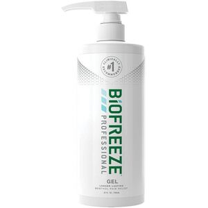 Biofreeze Professional Pain Relieving Gel - Topical Analgesic | GREEN 32 oz. Gel Pump (228 5054 06 01)