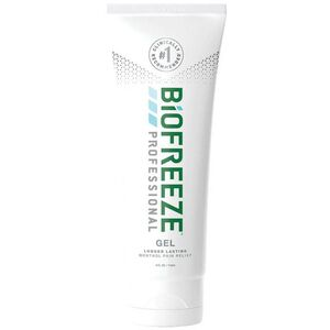 Biofreeze Professional Pain Relieving Gel - Topical Analgesic | GREEN 4 oz. Tube (228 5054 04 01)