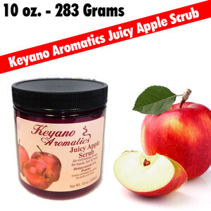 Keyano Aromatics - Juicy Apple Scrub 10 oz. (209 0150 03)