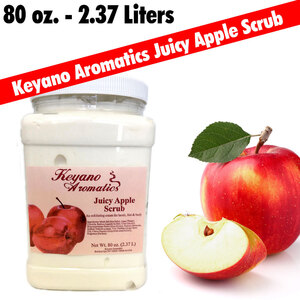 Keyano Aromatics - Juicy Apple Scrub 80 oz. (209 0150 08)
