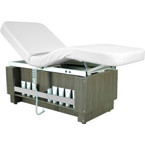 Silhouet-Tone Newstream Spa One Table - 3 Motors - 110V Melamine Cabinet