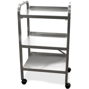 Silhouet-Tone Stainless Steel ML316 Workstation Cart