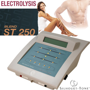 Silhouet-Tone BLEND ST 250 Electrolysis Permanent Hair Removal System