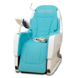 Silhouet-Tone O2 CHAIR - The Optimum Breath Trainer & Energizing Partner!
