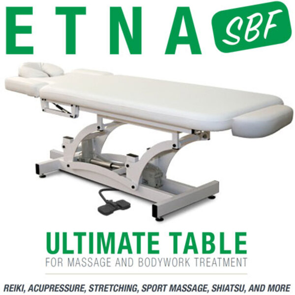 Silhouet-Tone ETNA SBF Massage Therapy Table with Flexible Arms System 110V