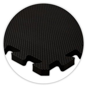 SoftFloors Solid Color Foam Interlocking Flooring - 8' Series by Alessco
