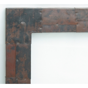 Rectangle Copper Frame Patchwork Design by Pure Spa Copper Elements