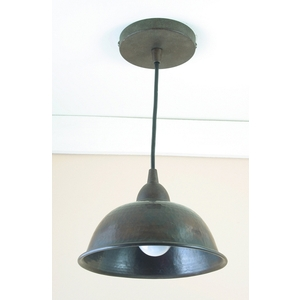 "Copper Pendant Light 8"" by Pure Spa Copper Elements"