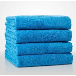 "100% Turkish Cotton Terry Bath Towel | Color: Turquoise | Material: 100% Turkish Cotton | Size: 35"" x 60"" (TT4002-TUR)"