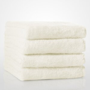 "100% Turkish Cotton Terry Hand Towel | Color: Ivory | Material: 100% Turkish Cotton | Size: 16"" x 29"" (TT4007-IVY)"