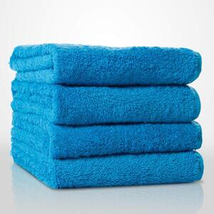 "100% Turkish Cotton Terry Hand Towel | Color: Turquoise | Material: 100% Turkish Cotton | Size: 16"" x 29"" (TT4007-TUR)"