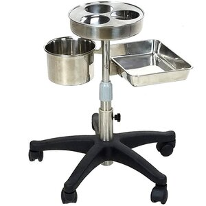 The MEDI-SPA™ Service Cart - Stainless Steel (41048)