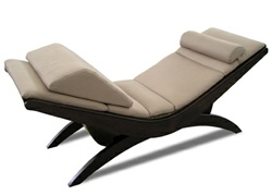 Breath Lounge Relaxation Lounge by TouchAmerica
