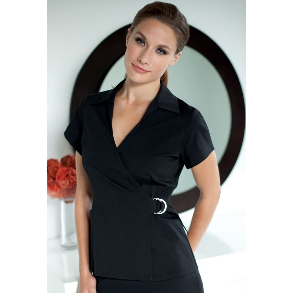 The monaco woman 39 s top na016 for Spa vest uniform