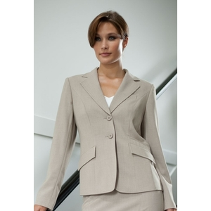 Women's 2 Button Suit Jacket (HCJ002)