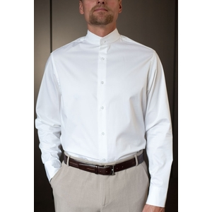Men's Mandarin Dress Shirt (S004)