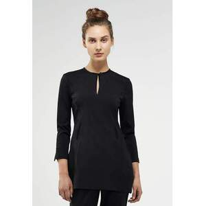 The Coco Woman's Top with Black Trim (NA116B)