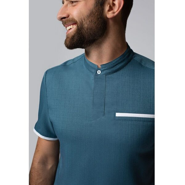 The Men's Resort Rio Tunic Shirt | Part of the Resort Collection (NA802)