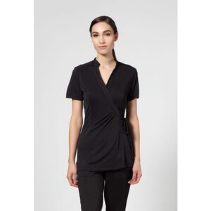 The Laurel Faux Wrap Top (NA618R)