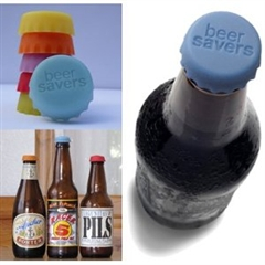 Beer Savers (Silicone Rubber Bottle Caps)