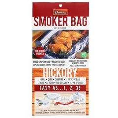 SAVU Hickory Smoker Bag (by Camerons Products)
