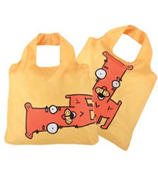 Envirosax Kids Reusable Shopping Bags - Dogasaurus