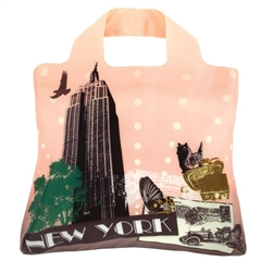 Envirosax Reusable Shopping Bags - Travel Bag New York