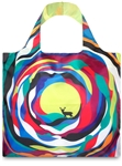 ARTISTS Psychedelic Reusable Shopping Bags by LOQI