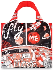 ARTISTS Moon Bag Reusable Shopping Bags by LOQI