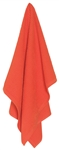 Ripple 18x28 100% Turkish cotton Kitchen Towel by Now Designs (Tangerine)