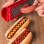 SLOTDOG Hot Dog Slicing Tool
