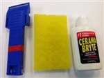 006688-000 GLASS COOKTOP CLEANING KIT