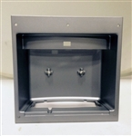 011673-000 Bezel Ice and Water Dispenser