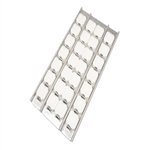 90190 -BRIQ TRAY ASSEMBLY, 42/54 NARROW