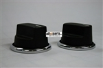 G5004518BK PAIR OF THERMOSTAT KNOBS