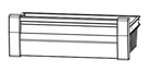 G50911315 BASKET DRAWER