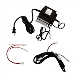 LASK Lynx Accessory Switch Kit - Switch & transformer to operate an accessory.