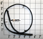 "PB070157 30"" Warming DrawTOP or BOTTOM Door Gasket"