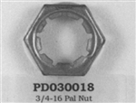 PD030018 PALNUT - 3/4-16 Viking