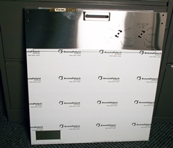 PD120024SS Outer Door Panel Stainless Steel